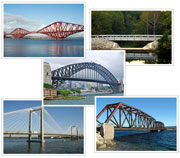 Types of Bridges - Printable Montessori Learning Materials by Montessori Print Shop.