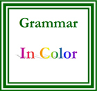 Printable Montessori Primary Grammar Materials in Color