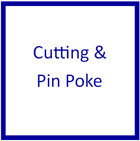 Printable Cutting and Pin Poking Lessons