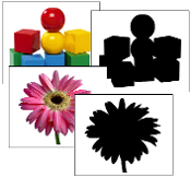 Objects and Silhouette Cards - Printable Montessori Materials