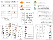 Montessori Step 2 Language Series Materials - Printable Montessori Language Materials by Montessori Print Shop