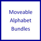 Moveable Alphabet Bundles