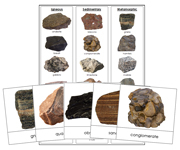 Refreshing image inside 3 types of rocks printable worksheets