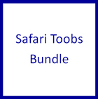 Safari Toobs Bundle