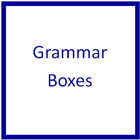 Montessori Elementary Grammar Boxes - Printable Montessori Grammar materials for Elementary