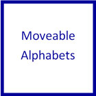 Printable Montessori Moveable Alphabets and extension cards by Montessori Print Shop
