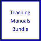 4 Primary Montessori Teaching Manuals by Montessori Print Shop